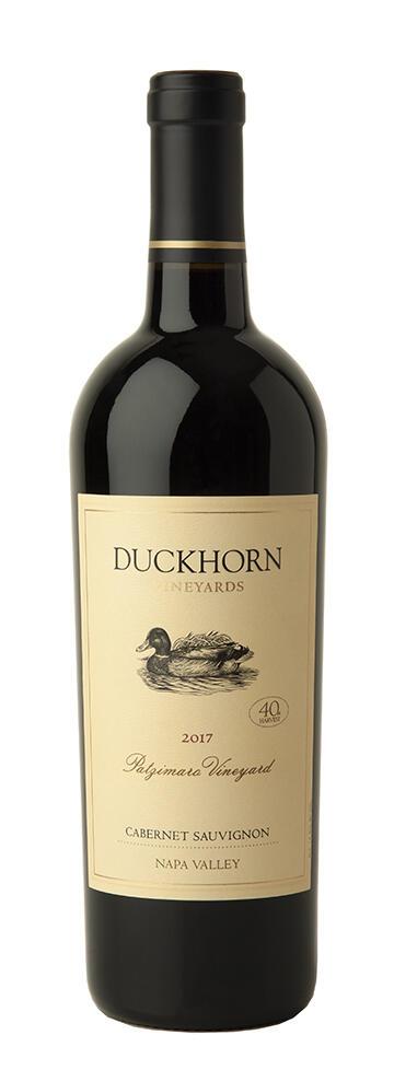 Duckhorn Vineyards Napa Valley Cabernet Sauvignon Patzimaro Vineyard Bottle Preview