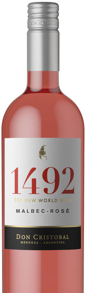 Bodega Don Cristobal 1492 Malbec Rosé Bottle Preview