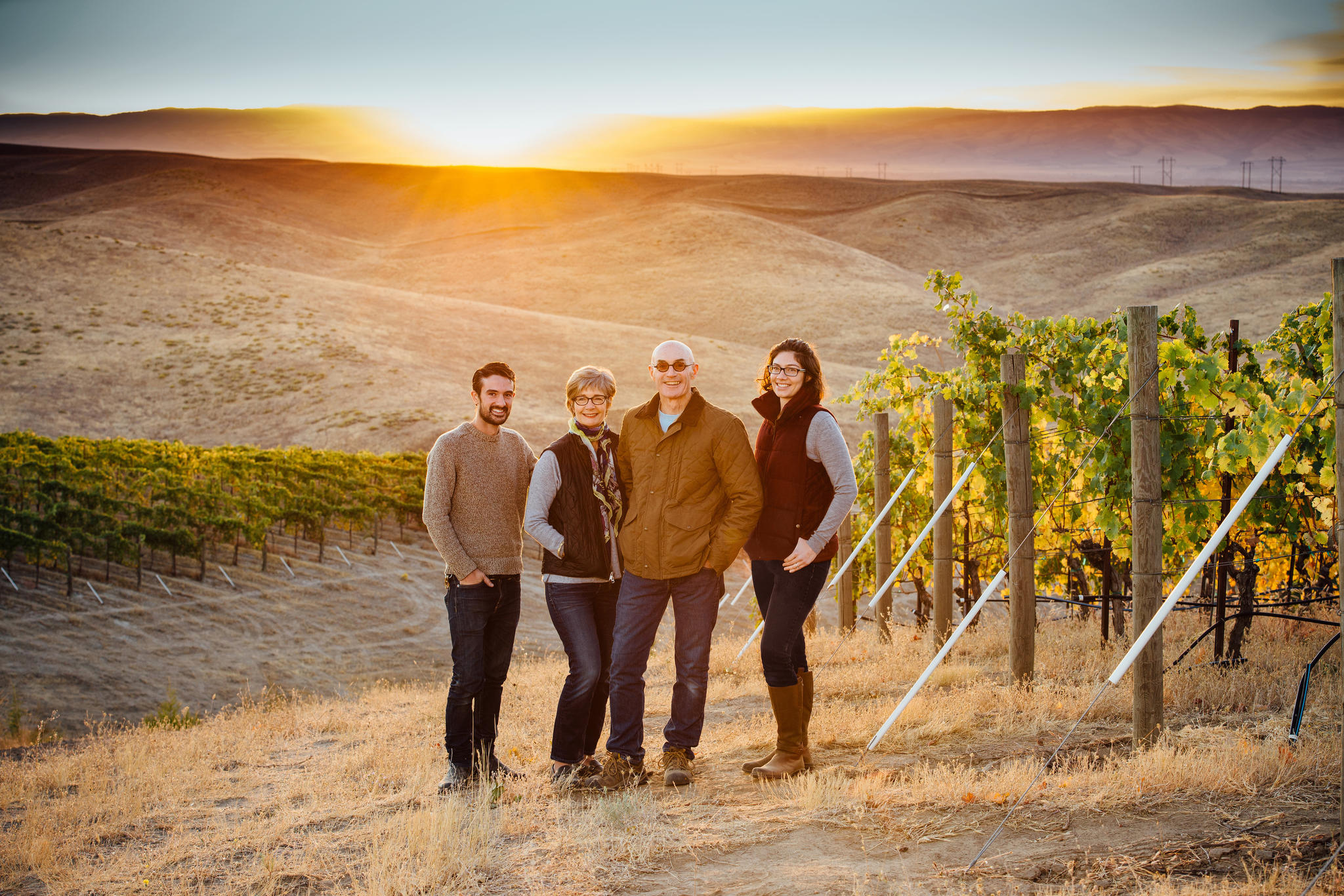 Woodward Canyon Winery Cover Image