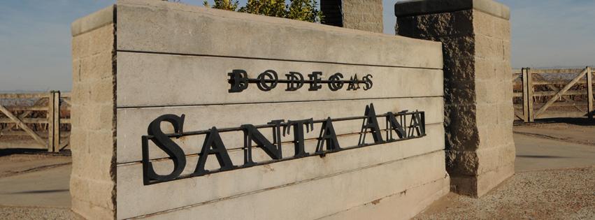 Bodegas Santa Ana Cover Image
