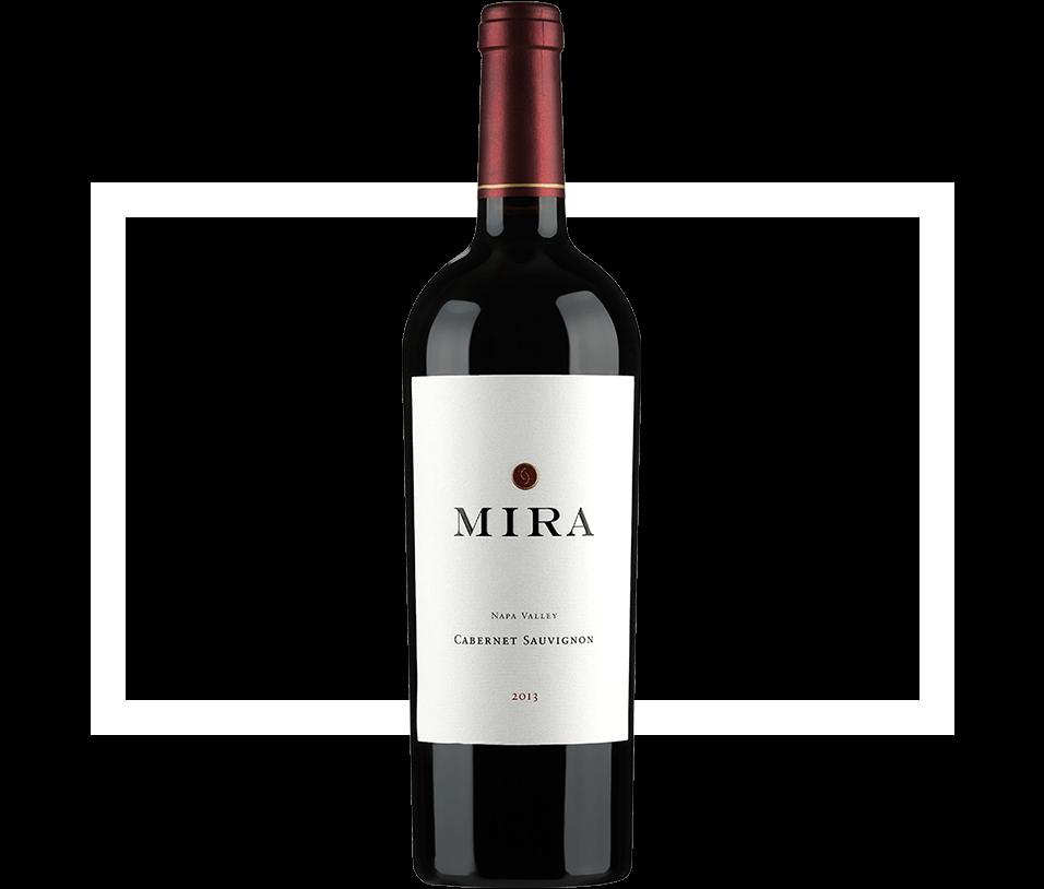 Mira Winery Cabernet Sauvignon Bottle Preview