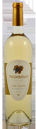 Teaderman Vineyards SAUVIGNON BLANC, OAKVILLE Bottle Preview