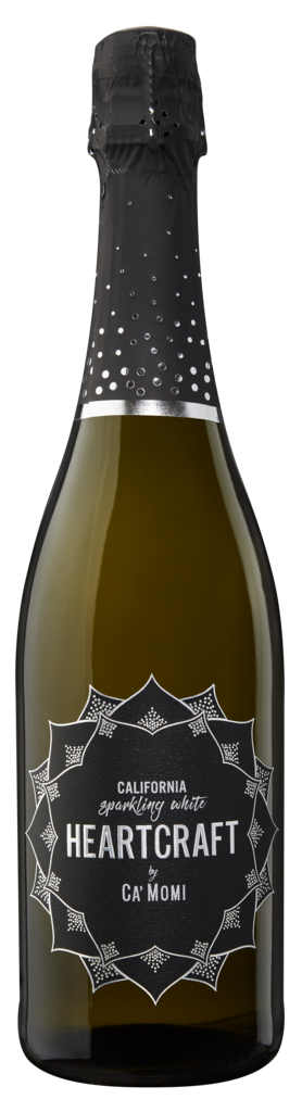 Ca' Momi Winery Sparkling White Bottle Preview