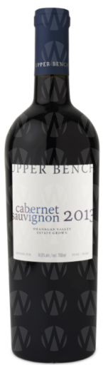Upper Bench Estate Winery Estate Cabernet Sauvignon