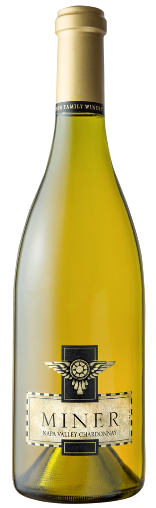 Miner Family Winery Chardonnay, Napa Valley Bottle Preview