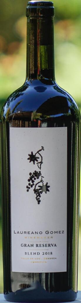 Bodega Garage Blend Gran Reserva Bottle Preview