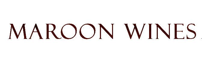 Maroon Wines Logo