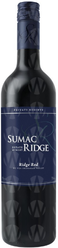 Sumac Ridge Estate Winery Ridge Red