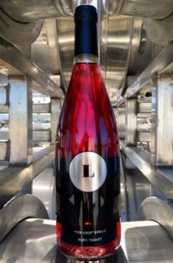 Lewis Cellars Vin Gris Syrah Bottle Preview