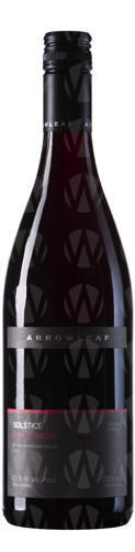 Arrowleaf Cellars Solstice Pinot Noir Ritchie Vineyard