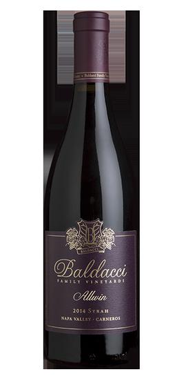 Baldacci Family Vineyards Allwin Syrah Bottle Preview