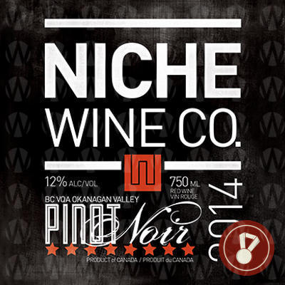 Niche Wine Company Pinot Noir