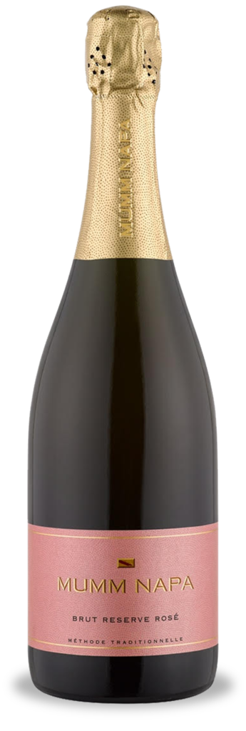Mumm Napa Brut Reserve Rosé Bottle Preview