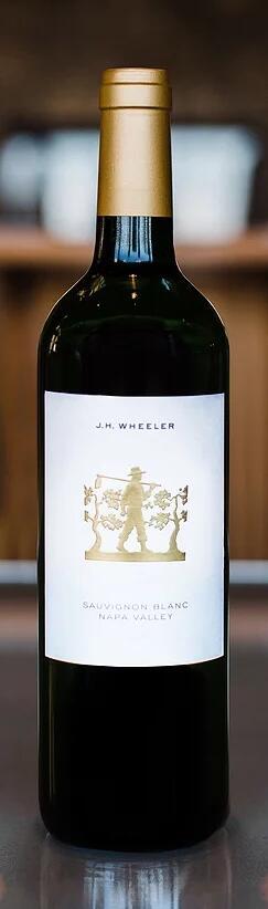 Wheeler Farms J.H. Wheeler Sauvignon Blanc Bottle Preview