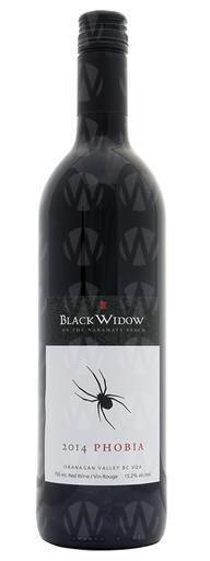 Black Widow Winery Phobia