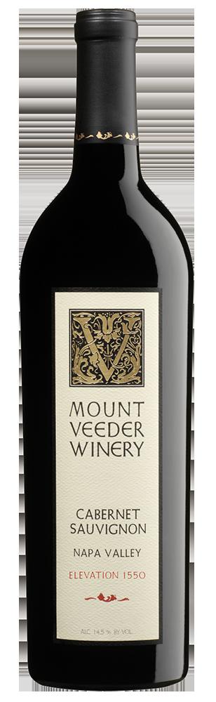 Mount Veeder Magic Vineyards Elevation 1550 Cabernet Sauvignon Napa Valley Bottle Preview