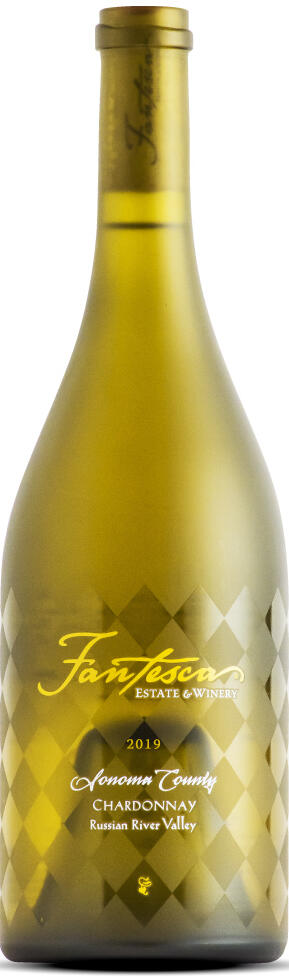 Fantesca Estate & Winery Russian River Chardonnay Bottle Preview