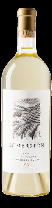 Somerston Estate LXXI Sauvignon Blanc Bottle Preview