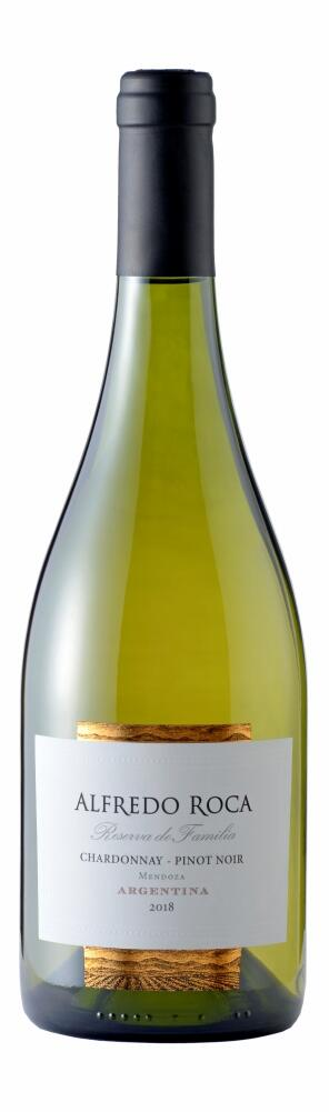 Alfredo Roca Wines Reserva de Familia Chardonnay - Pinot Noir Bottle Preview