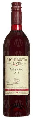 Richibucto River Wine Estate Radiant Red