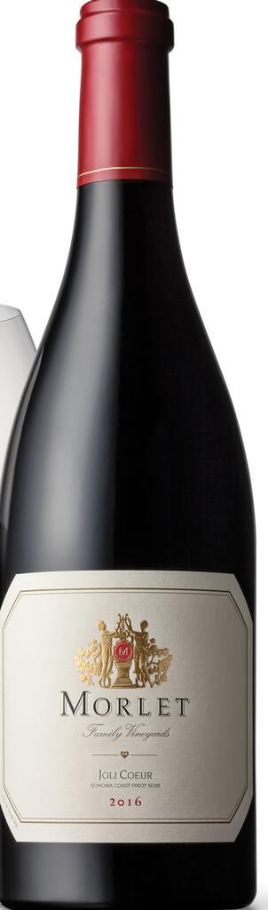Morlet Family Vineyards Joli Cœur Bottle Preview