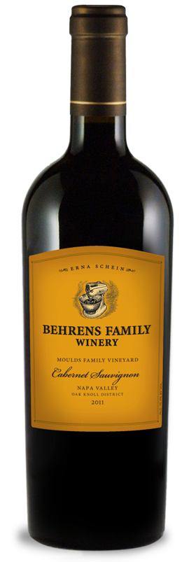 Behrens Family Winery Moulds Cabernet Sauvignon Bottle Preview