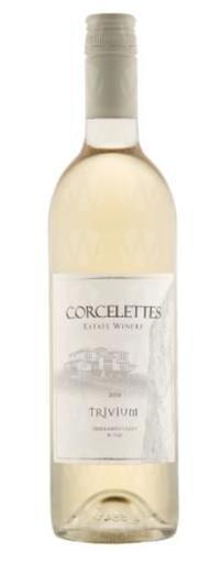 Corcelettes Estates Winery Trivium