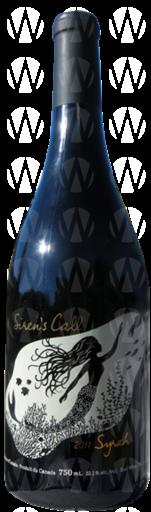 BC Wine Studios Siren's Call Syrah