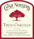 Casa Nuestra TINTO OAKVILLE (CLASSICO) Bottle Preview