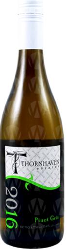 Thornhaven Estates Winery Pinot Gris