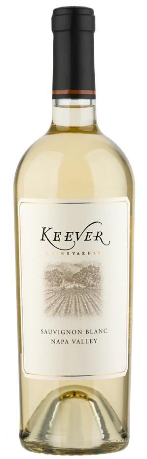 Keever Vineyards Sauvignon Blanc Bottle Preview