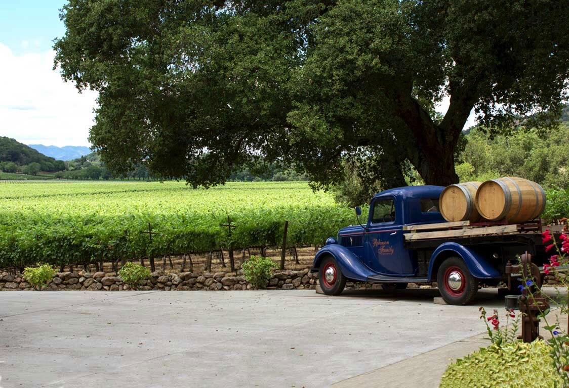 Robinson Family Vineyards Cover Image