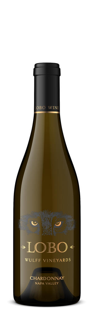 Lobo Wines Napa Valley Chardonnay Bottle Preview