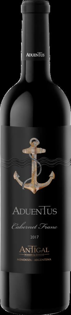 Antigal Winery & Estates ADUENTUS Cabernet Franc Bottle Preview