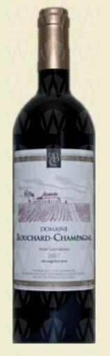 Domaine Bouchard-Champagne Le Rouge Classique