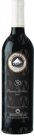 Summerhill Pyramid Winery Organic Meritage