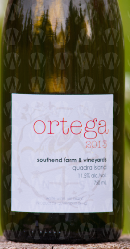 Southend Farm Vineyards Ortega