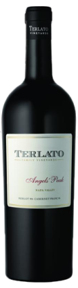 Rutherford Hill Winery Terlato Angels' Peak Bottle Preview