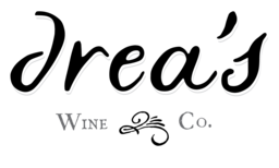 Drea's Wine Co. Logo