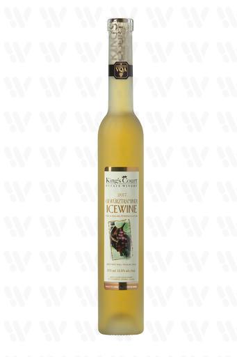 King's Court Estate Winery Gewurztraminer Icewine