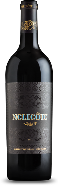 Nellcote Rallye 76 Cabernet Sauvignon Bottle Preview