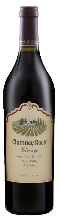 Chimney Rock Winery CHIMNEY ROCK ELEVAGE STAGS LEAP DISTRICT Bottle Preview