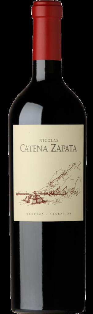 Nicolás Catena Zapata Bottle