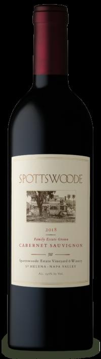 Spottswoode Estate Vineyard & Winery Spottswoode Estate Cabernet Sauvignon Bottle Preview