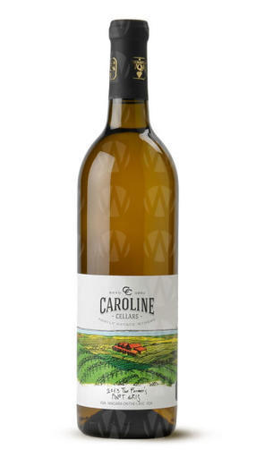 Caroline Cellars Winery Pinot Grigio