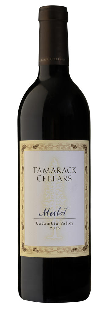 Tamarack Cellars Columbia Valley Merlot Bottle Preview