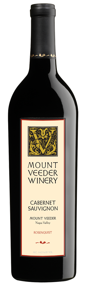 Mount Veeder Magic Vineyards Mount Veeder Cabernet Sauvignon Rosenquist Bottle Preview