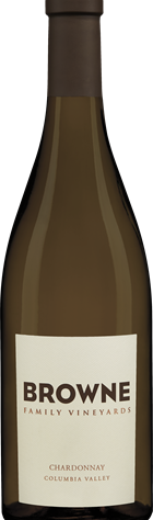 Browne Family Vineyards Chardonnay Bottle Preview