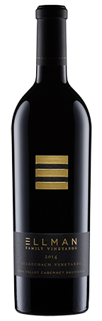Ellman Family Vineyards Stagecoach Vineyards Napa Valley Cabernet Sauvignon Bottle Preview