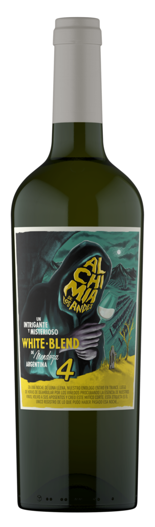 Alchimia Wines Mystic White Blend 4 Bottle Preview